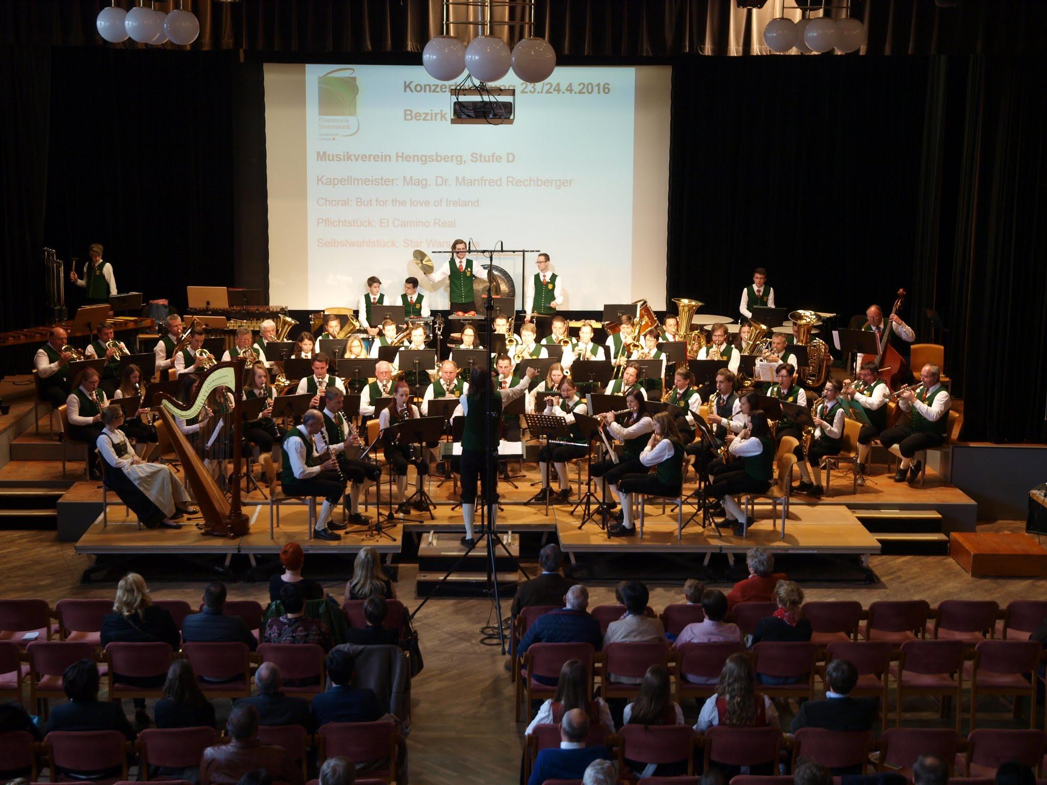 Musikverein Hengsberg Konzertwertung