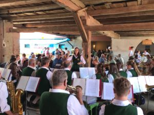 Musikverein Hengsberg Laurenzi Kirtag 2018
