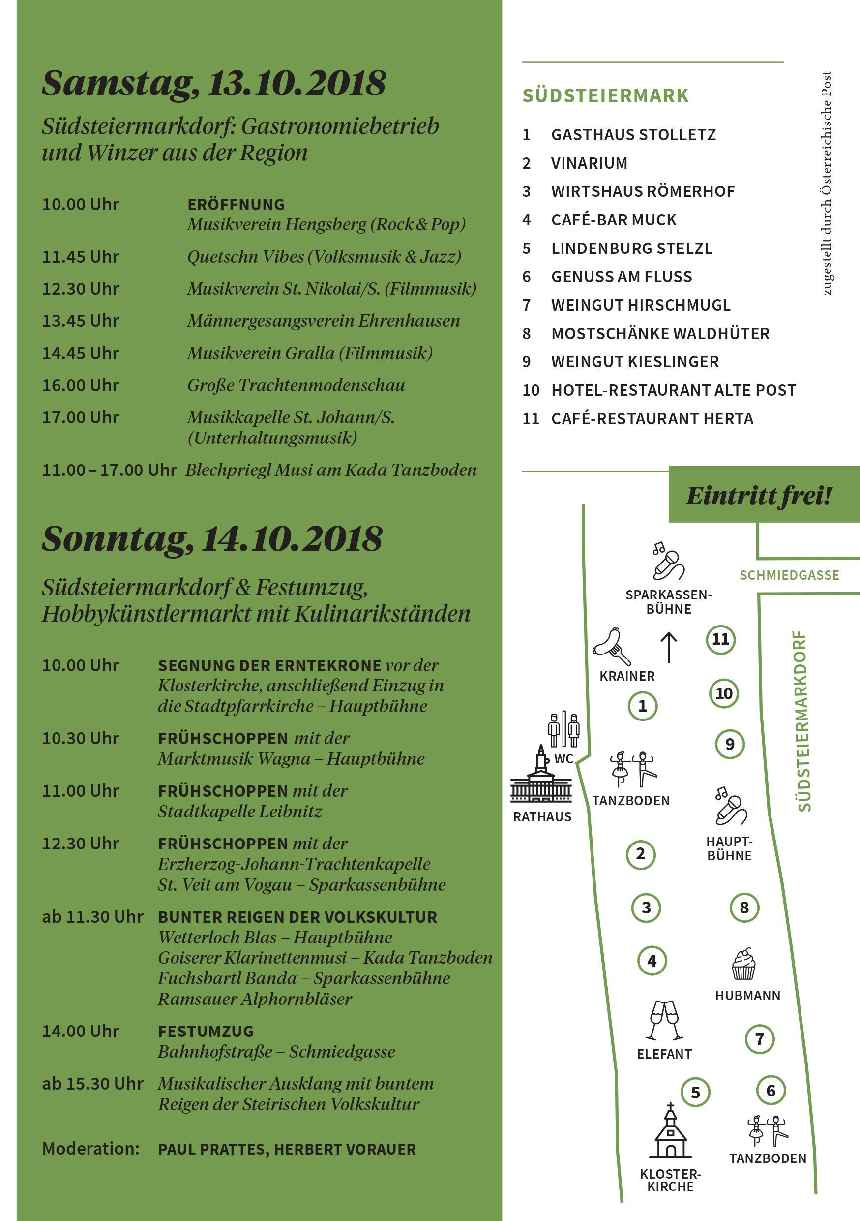Musikverein Hengsberg Herbstfest